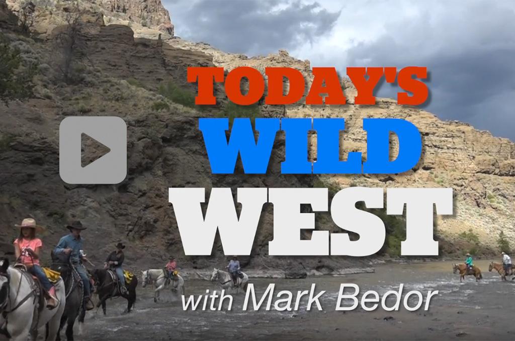 Today's Wild West with Mark Bedor Trailer
